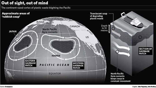 Загрязнение окружающей среды - мирового океана и атмосферы