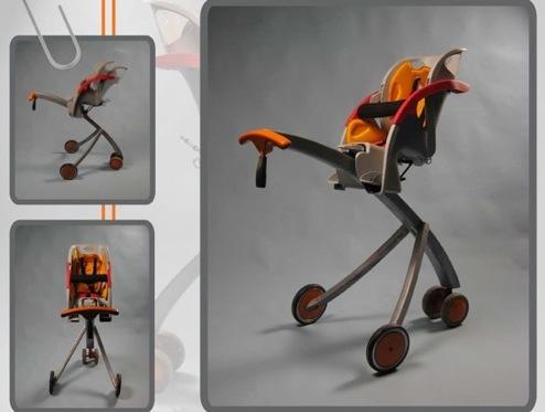 Самые необычные и креативные коляски