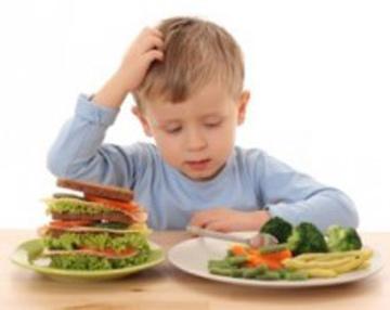 10 принципов осознанного питания детей