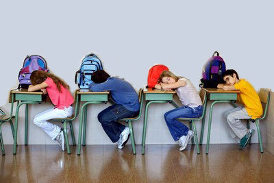 Школа учит или мучит?