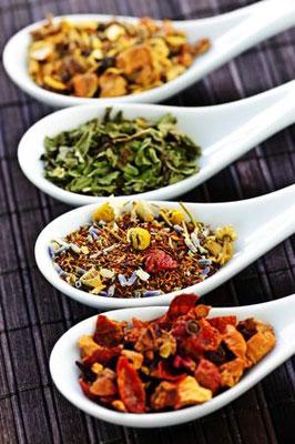 Травяные чаи: правила выбора