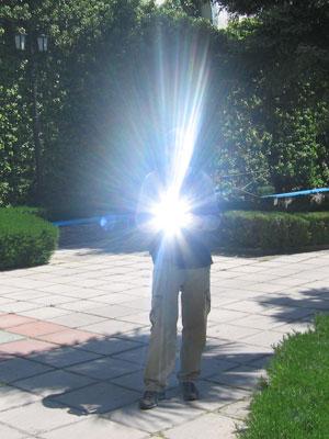 Внутренняя энергия человека