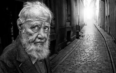 Забытая старость