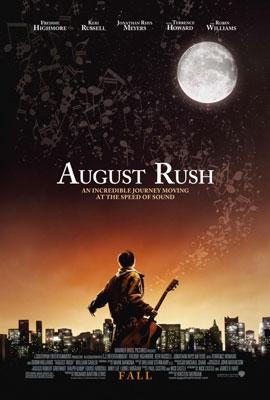 Август Раш / August Rush - смотреть онлайн и скачать бесплатно