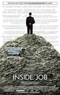 Инсайдеры / Inside Job - смотреть онлайн и скачать бесплатно