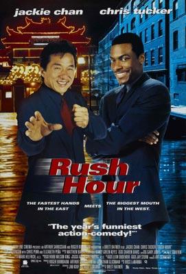 Час пик / Rush Hour - смотреть онлайн и скачать бесплатно