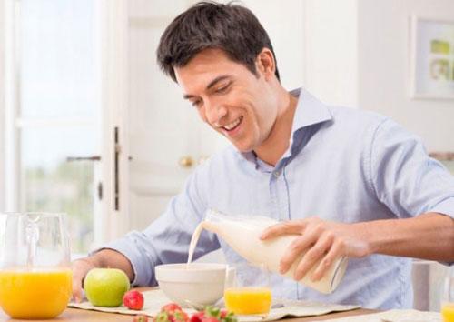 Четыре правила здорового питания