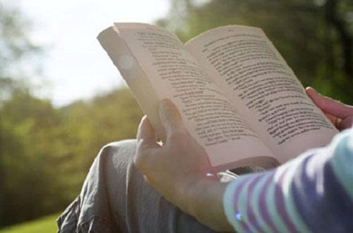 Берите в руки книги