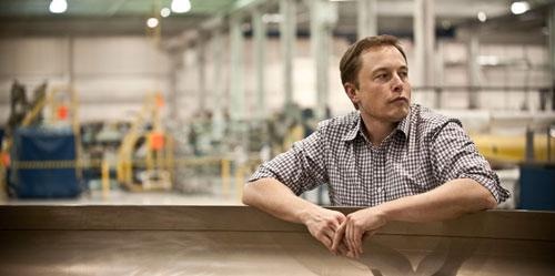 Elon Musk - Элон Маск