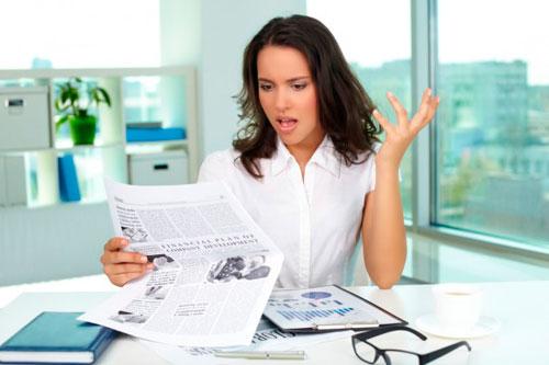 Чтение и просмотр новостей могут негативно влиять на человека