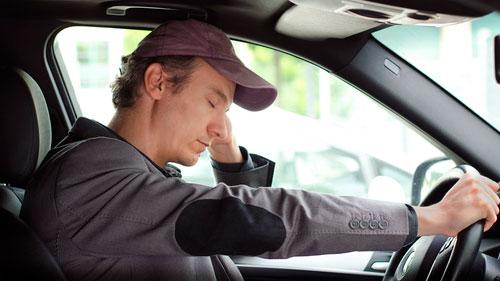 Что делать, если засыпаешь за рулем