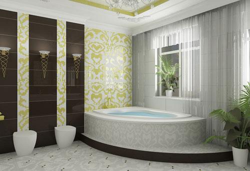 Дизайн ванной комнаты: какой выбрать?
