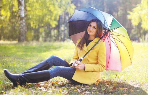 Модные советы: как подобрать одежду по цвету