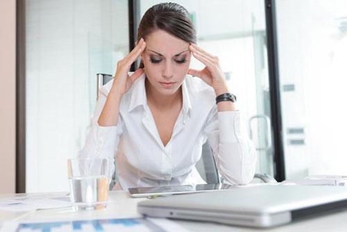 Как уменьшить стресс от работы?