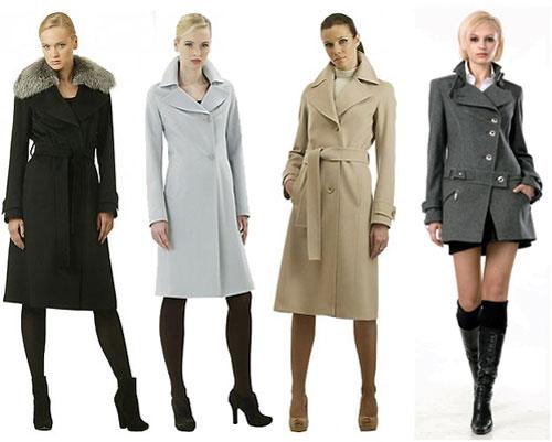 Классическое пальто – главная покупка весны