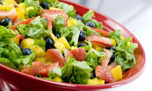 Овощи и фрукты для укрепления иммунитета