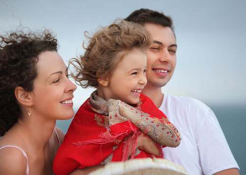 Подход «изнутри наружу» для  благополучия в семье
