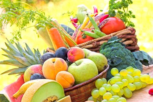 Правильно питание - залог красоты и здоровья