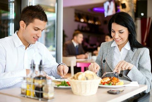 Правильное питание для занятых людей