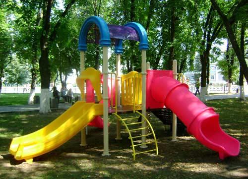 Преимущества детских игровых площадок