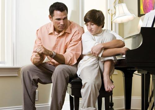 Правильно ли родители учат жизни своих детей?
