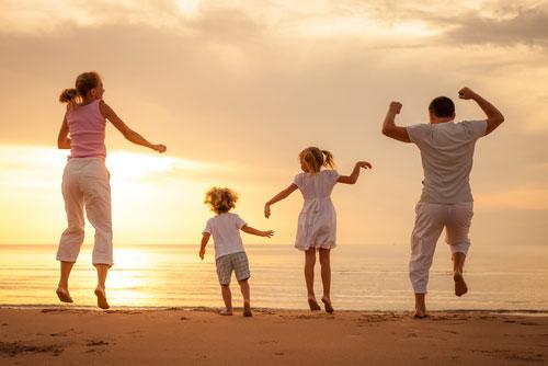 Семья и секреты счастья