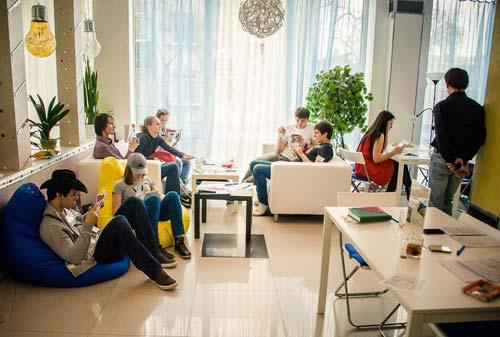Сеть Freelancers Union для фрилансеров