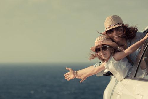 Собираем чемодан ребенку для поездки на море