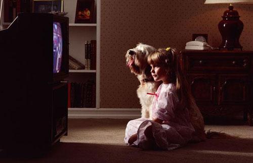 Телевидение украло наше время