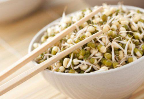 Целебные свойства проросших зерен пшеницы