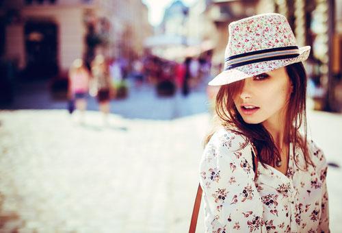 Цвет и тип одежды - уникальный стиль