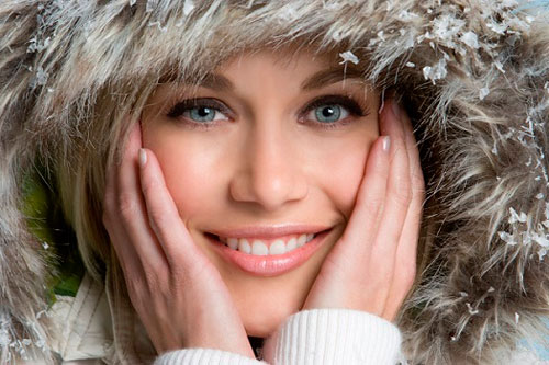 Уход за кожей в холодный сезон