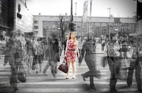 Утопая в мегаполисе: смысл, работа