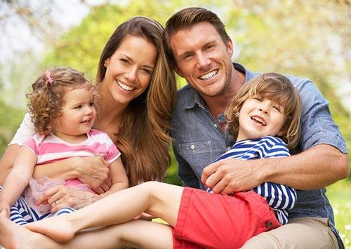 Воспитание детей в семье — что может быть важнее!