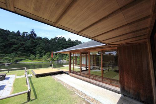 Японский стиль архитектуры