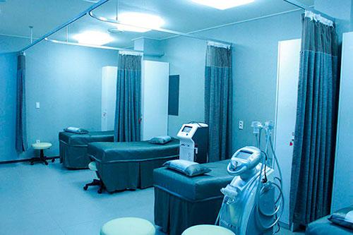 клиники в Южной Корее