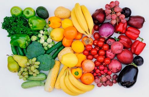 Ешьте больше фруктов и овощей, если хотите сохранить здоровье и молодость