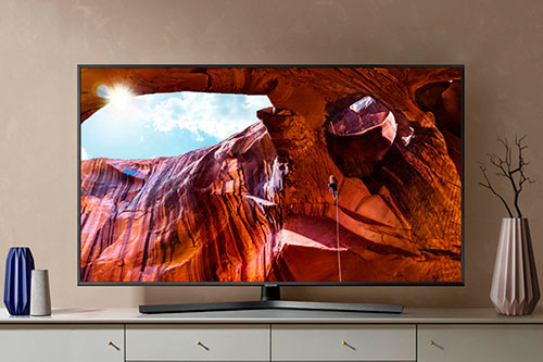 Обзор телевизора Samsung