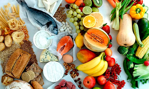 Продукты здорового питания