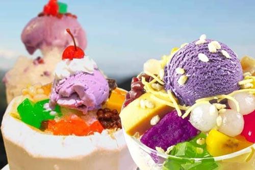 5 самых необычных видов мороженого