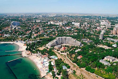Где лучше снять жилье в Одессе на уик-энд