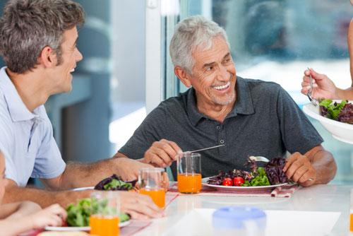 шаги здорового питания