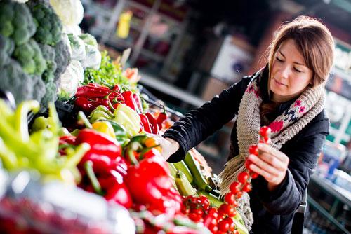 10 шагов здорового питания