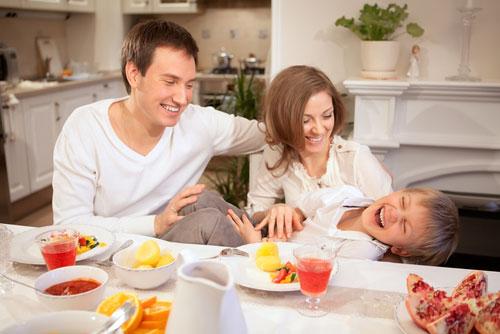 Позитивное родительское воспитание