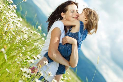 Главное в воспитании ребенка это любовь
