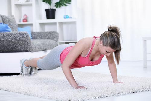 Как избавиться от лишнего веса с помощью тренировок на дому