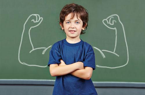 Как поднять самооценку у ребенка
