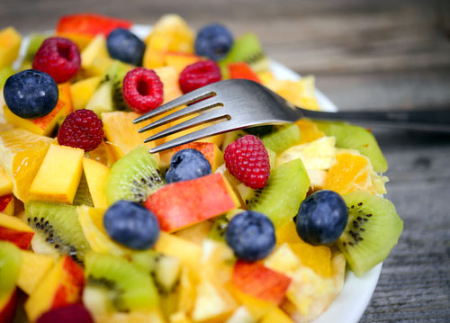 Как употреблять больше фруктов