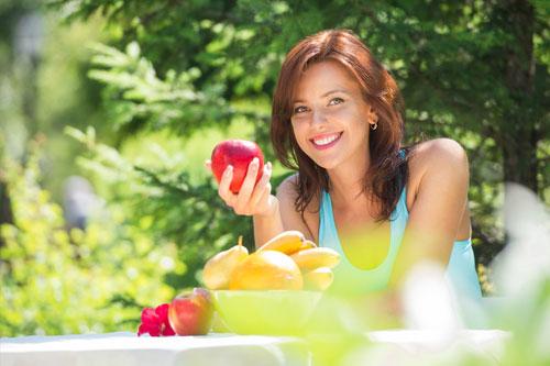 употреблять больше фруктов