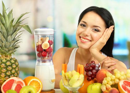 Как есть больше фруктов